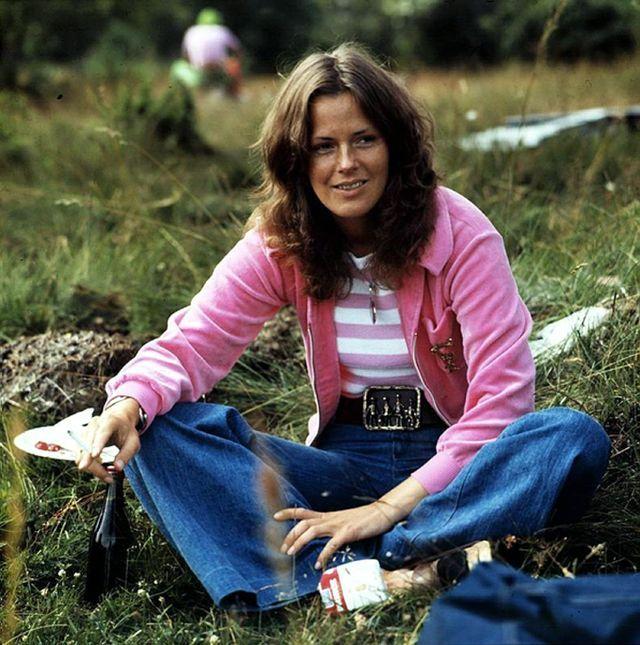 Anni-Frid Lyngstad 1973