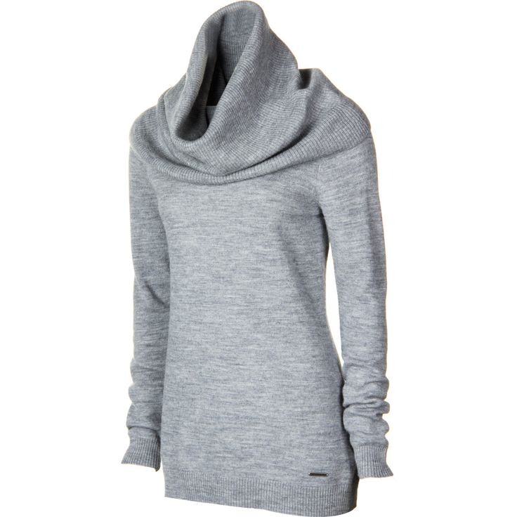 SmartWool Cascade Creek Cowl Neck Sweater - Women's | Backcountry.com...in every color ;)