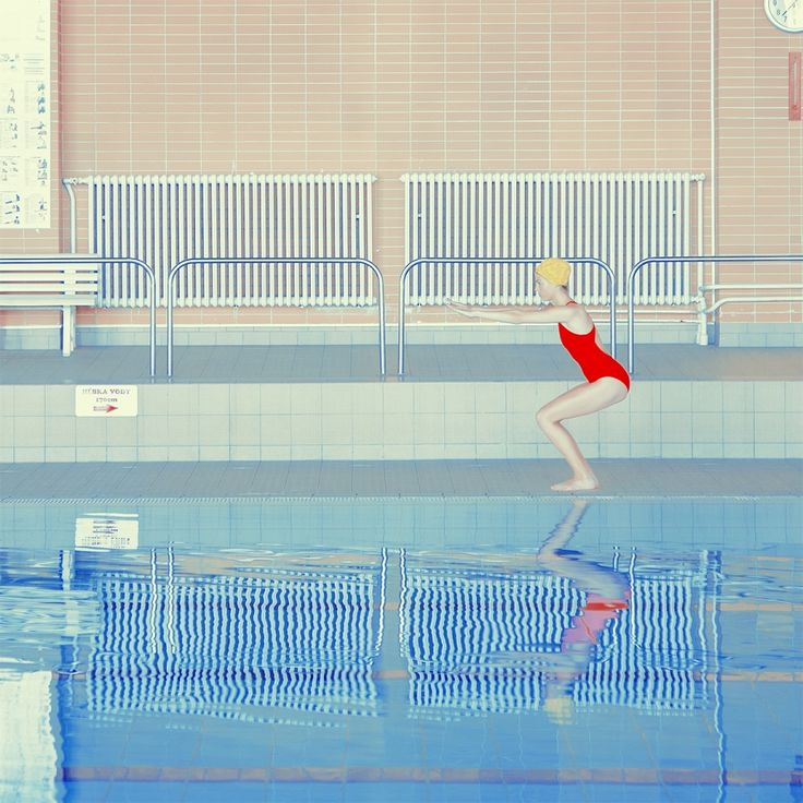 We Presented You Some Times Ago The First Series U201cSwimming Poolu201d Of Maria  Svarbova, A Slovak Photographer Who Lives In Bratislava.