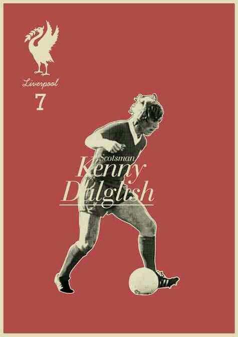 Kenny Dalglish of Liverpool wallpaper.
