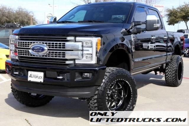 ford  platinum diesel lifted truck  sale  texas lifted ford trucks  sale