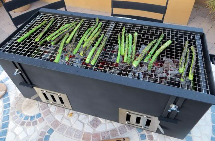 Japanese Konro Grill | Thread: DIY: Japanese Konro Grill For Yakitori!!
