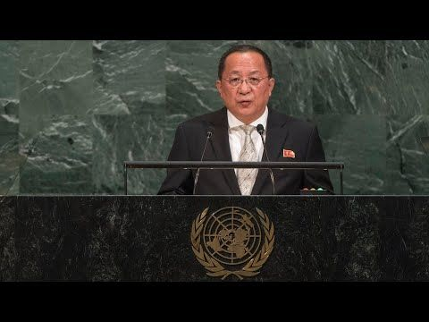 North Korea: firing rockets on US mainland 'inevitable' says foreign minister | World news | The Guardian