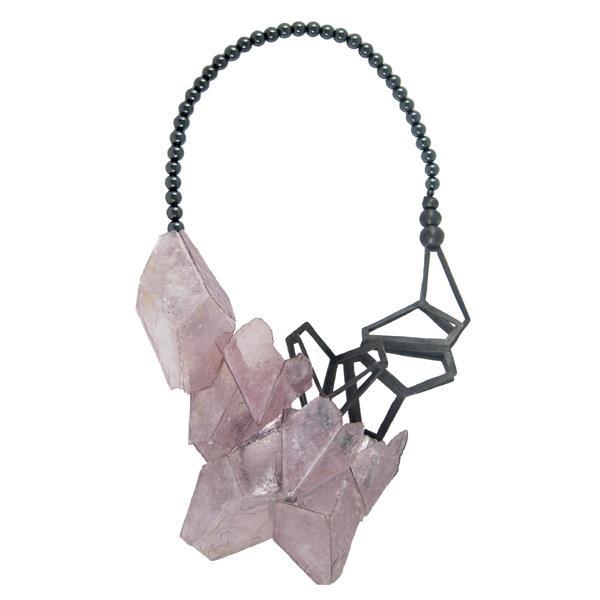 Hedda Bjerkeli - Crystal cluster