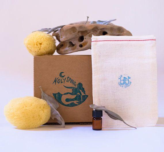Sea Sponge Ritual Moon Kit