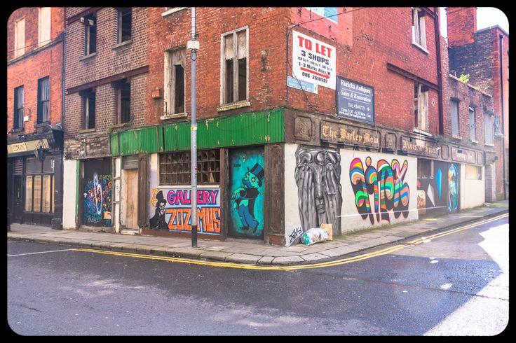 Street Art On Francis Street   Flickr - Photo Sharing!