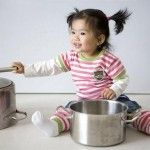 Pots and Pans - Game for the 9-10 Month Old Babies