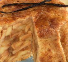 Recette - Charlotte de pain de mie aux pommes - Notée 5/5 par les internautes