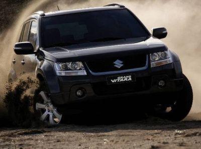 2012 Suzuki Grand Vitara Review