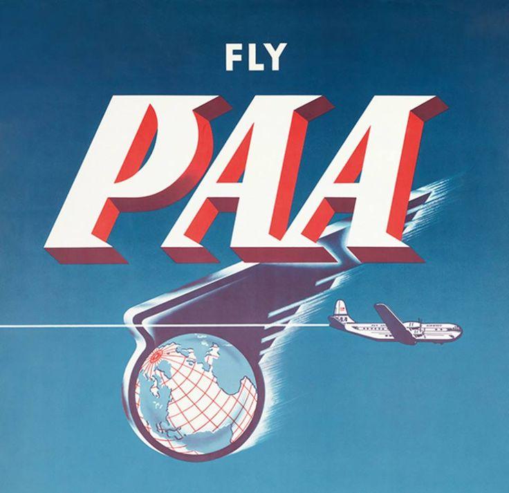 Pan Am advertisement