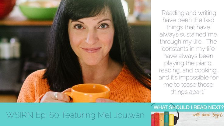 Hello readers,it's the first Tuesday of 2017! What better way to kick off the new year than a new episode of What Should I Read Next? We'rein for a treat because today's guest is Melissa Joulwan. If you already know Melissa, and I hope you do, it's probably as the author of her popular cookbook