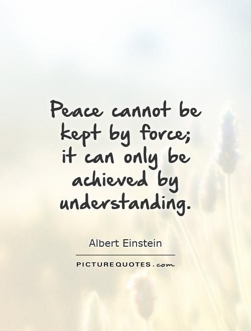 Speakpeace Faith Love Peace Understanding Quotes