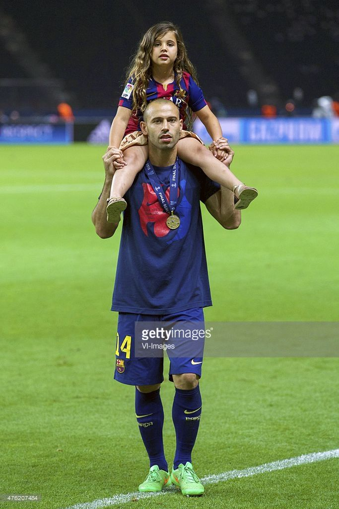 HBD Javier Mascherano June 8th 1984: age 31