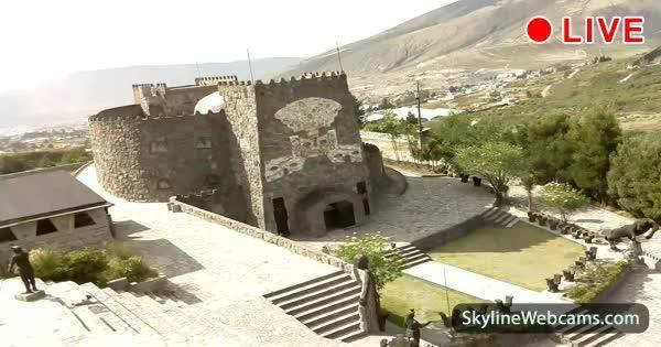 Quito, live view of Templo del Sol!