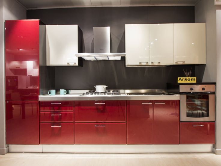 "Kitchen ""Step"" by Arkom Cucine"