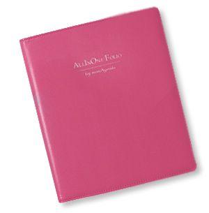 AllInOne+Home+Organization+Folio+ +momAgenda+ +The+Day+Planner+for+Mom+ +momAgenda