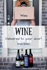 Wine | Delivery | Wine Subscription | Wine to your door | Best gift | Wine Gift | Busy Little Izzy Blog #sp