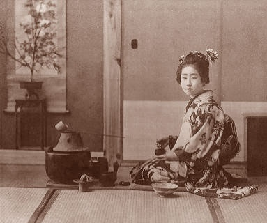 ECAMI: Chanoyu (A cerimônia do Chá)