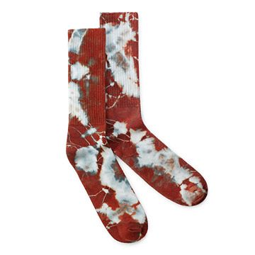 Look what I found at UncommonGoods: Tie Dye Bamboo Socks - Earth for $28 #uncommongoods