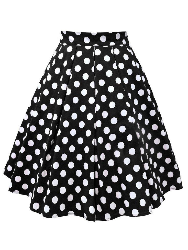 Vestido de Bolinha Anos 60 Infantil