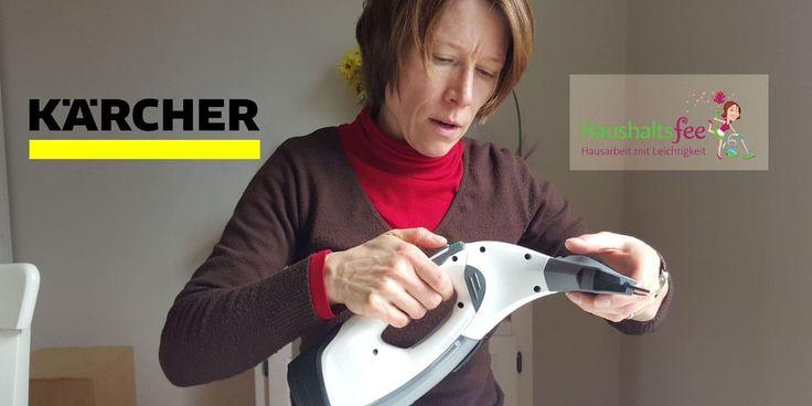 Kärcher-Fenstersauger WV 75 Auspackvideo