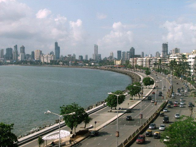 Marine Drive by day