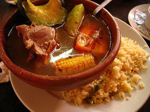 Caldo de Res-my favorite Guatemalan dish
