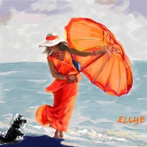 Elena Checchi Pittrice