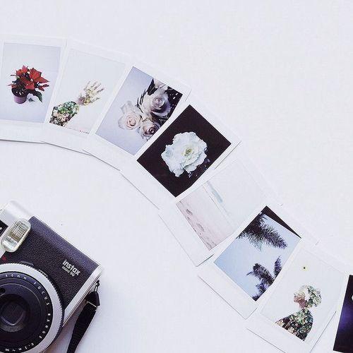 Sweet memories // polaroid photos