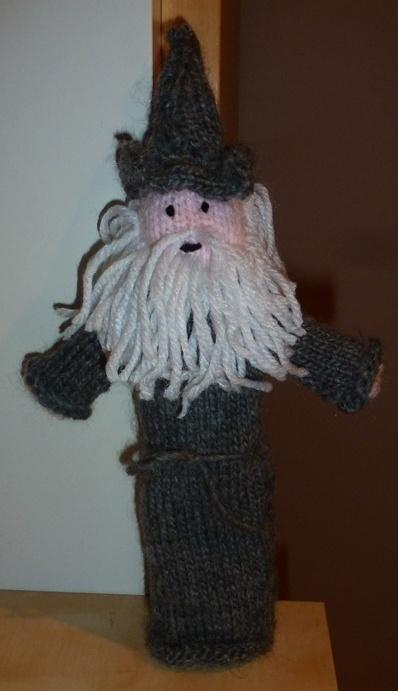 Pattern: No conjurer of cheap tricks - Nerd Knitting