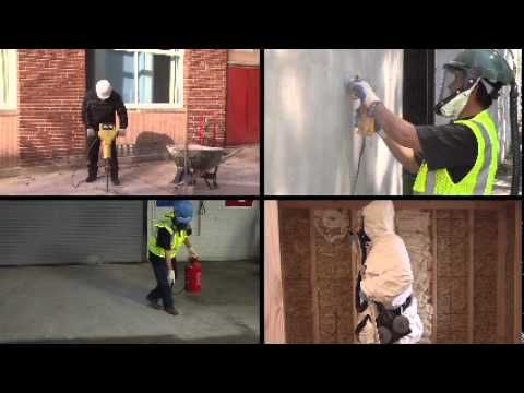 Safety Video: Respiratory Protection in Construction