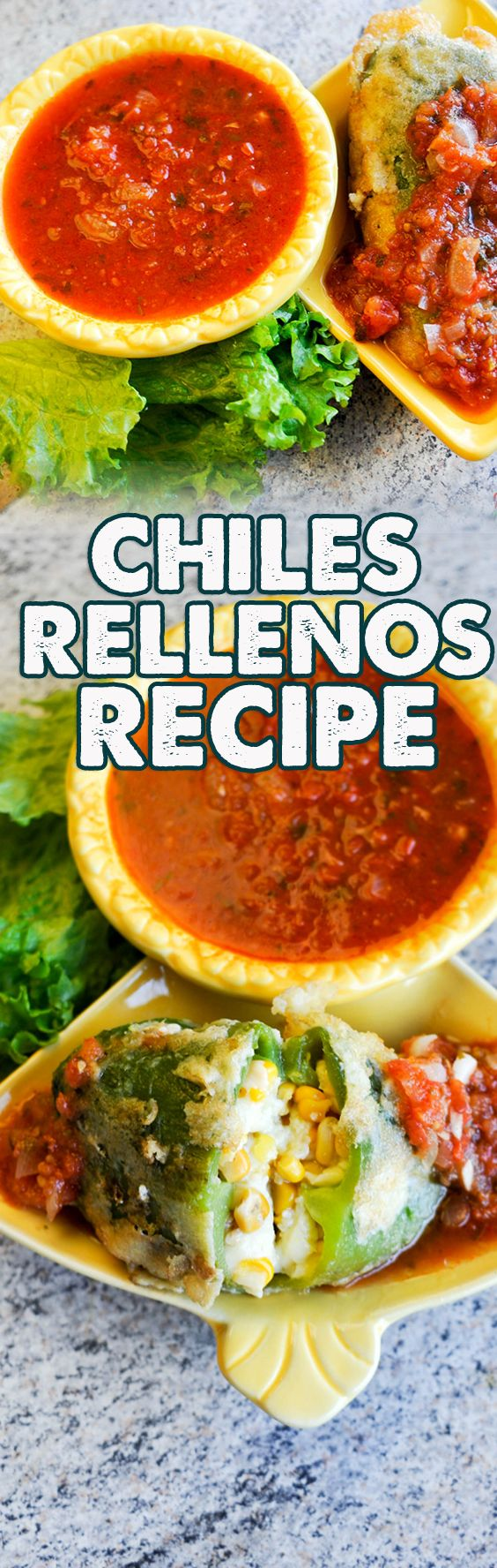 One perfect dish for a perfect afternoon is to make a Chiles Rellenos. The Chiles Rellenos Recipe is a classic Mexican dish traditionally consisting of fresh, mild Poblano peppers stuffed with a savory filling.  A dish that is originated from Pueblo, Mexico