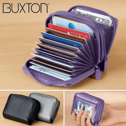 Buxton® RFID Wallet