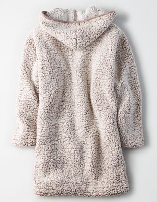 a451416d92f Size  Large XL AE Fuzzy Teddy Sherpa Cardigan by American Eagle Outfitters