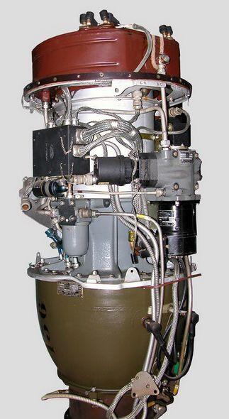 The Minijets Website: Turbomeca PALASDeux versions ont été mise sur le marché, la première (I) délivrant 150 kgp et la deuxième (II) délivrant 160 kgp. Compresseur  Un compresseur centrifuge à un étage. Rapport de compression ... 3,95 / 1 Débit d'air ....................... 3.2 kg. /sec.. Chambre à combustion  Annulaire avec une distribution du carburant par l'intermédiaire d'une roue à injection. Cette roue est portée par l'axe de turbine sur lequel est lui-même fixé le compresseur. A sa…