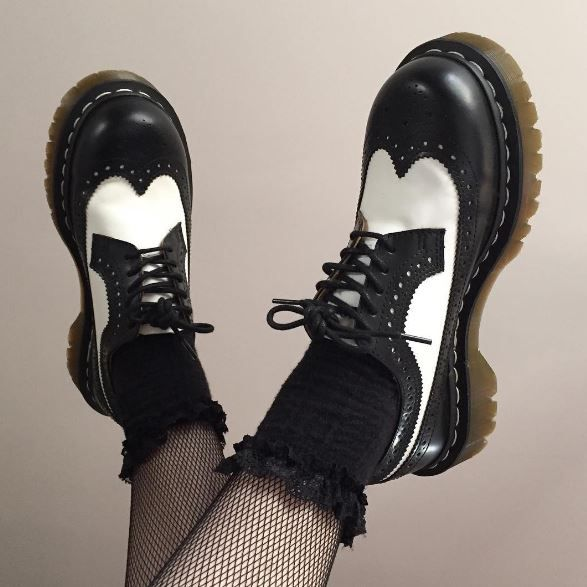 Docs and Socks: The 3989 Bex shoe, shared by frankiegracex.