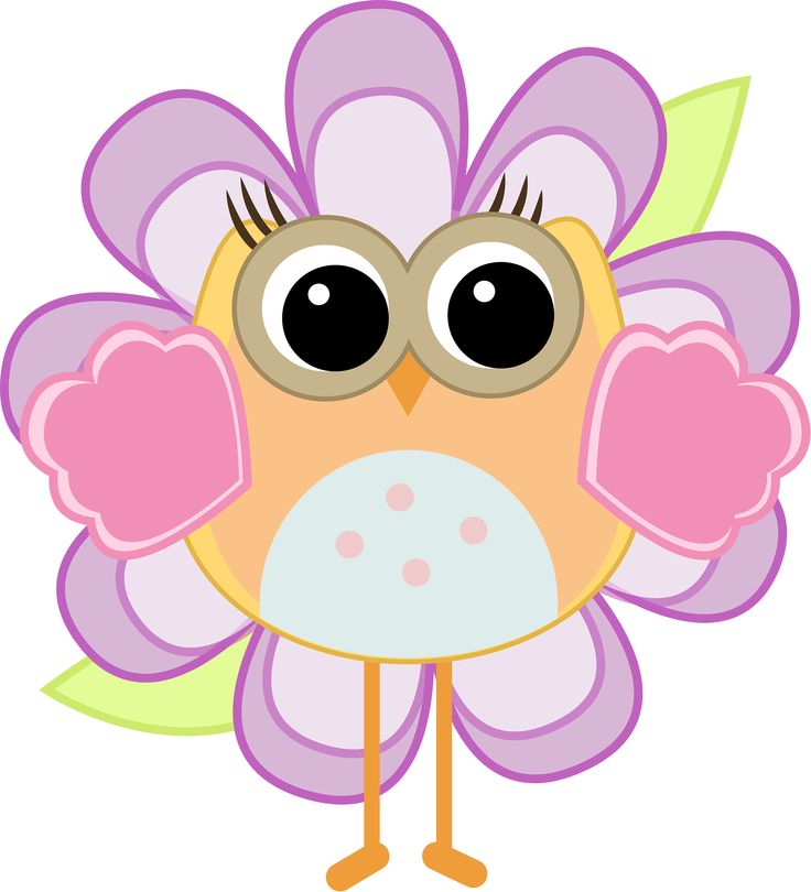 free easter owl clip art - photo #47