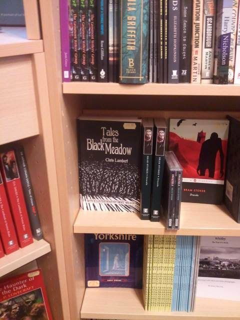 Black Meadow: Black Meadow at Whitby Bookshop