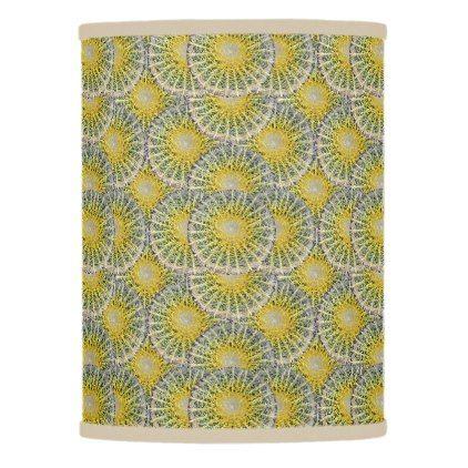 Tropical Cactus Photo Botanical Pattern Lamp Shade - pattern sample design template diy cyo customize