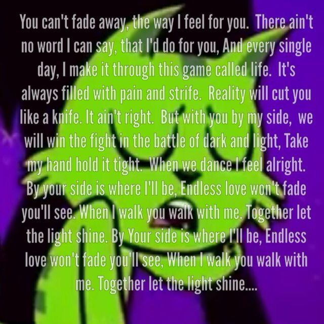 from William teen titans song lyrics