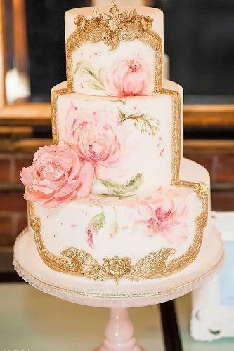 Amazing Wedding Cake Ideas To Make Day Delicious - Page 2 of 4 - Trend To Wear