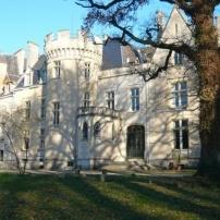 Château des Réaux, Le Chautay, Le Château des Réaux