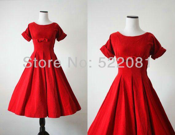Cheap vestidos de fiesta de la vendimia