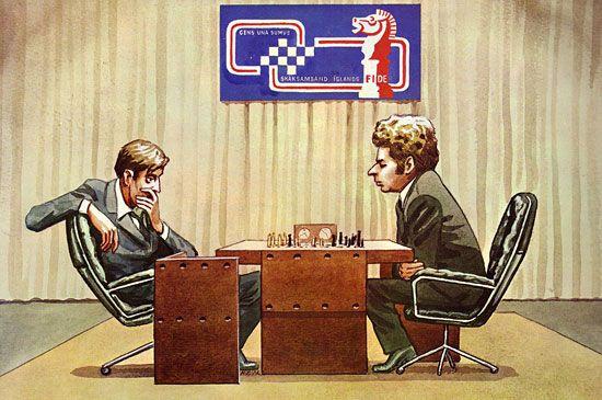 Fischer vs. Spassky - Match por el título mundial 1973