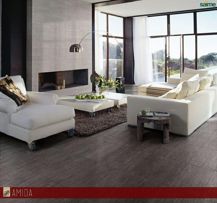 Dona classe e raffinatezza alla tua casa con i pavimenti e i rivestimenti Saime effetto pietra, vieni in sede e scopri di più!