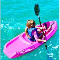 Lifetime 6 foot Kids Kayak - Pink