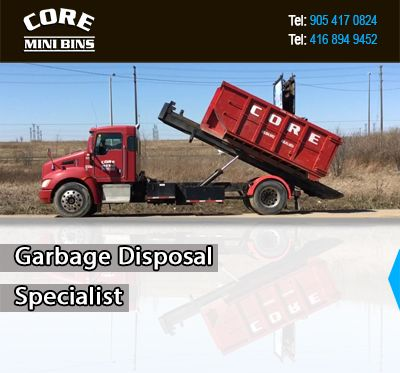 Waste Management Made Easy With Our  Garbage Bin Rentals! See Why Residents In Toronto Always Choose Us!