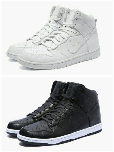Nike Lunar Dunk High SP 'Mono' Pack will launch this week.