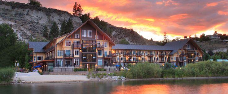 Summerland Waterfront Resort Hotel, Summerland BC