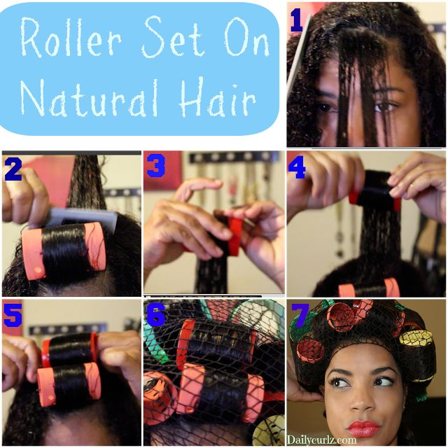 Roller sets were my favorite thing when I had a relaxer and I still love them. Nice to know I can still achieve this look. Click the pic to see her results #Fire